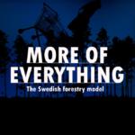 Ny film om svenska skogsbruksmodellen
