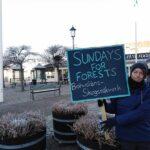 Lyckad premiär för Sundays for Forests
