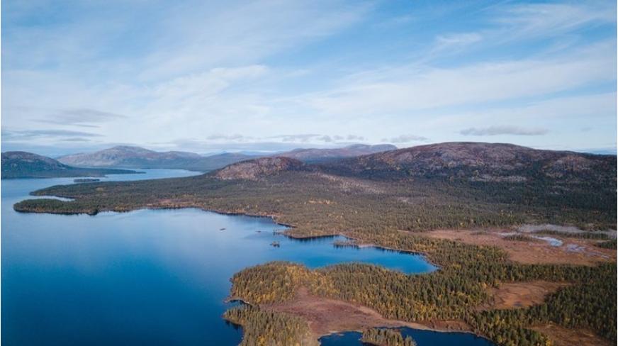 Södra Karatj Råvvåive. Foto: Mose Agestam.